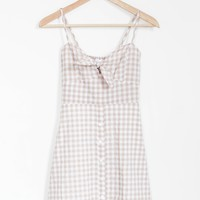 Little Gingham Dress