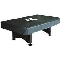 Michigan State Spartans NCAA 8 Foot Pool Table Cover