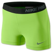 Women's Nike 3 Inch Pro Core Compression Shorts