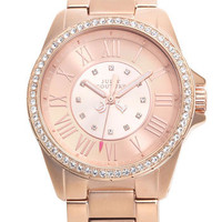 Juicy Couture 'Stella' Roman Numeral Watch, 40mm