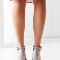 Thin Ankle Strap Heel   Urban Outfitters