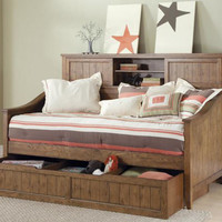 Thatcher Big Bookcase Day Bed