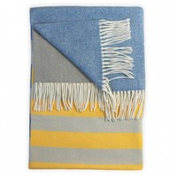 Lambswool Throw - Finn Wedgewood