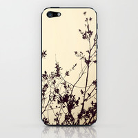 Silhouette iPhone & iPod Skin by Skye Zambrana | Society6