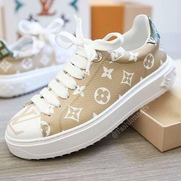 Louis Vuitton LV Time Out Sneaker Shoes