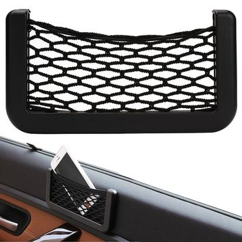 Car Storage Net Automotive Pocket Organizer Bag