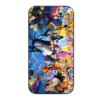 disney all character classic case for iphone 4 4s