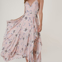 The Right Floral Maxi Dress