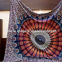 Shopnelo Home Special Large Buddhist Mandala Tapestry Hippie Hippy Wall Hanging ,Bedroom special ,Beach  Throw Bohemian Tapestries Beach Sheet Mandala tapestries wall Art Tapestries