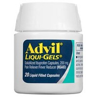 Advil® Pain Reliever/Fever Reducer Liqui-Gels Capsules - Ibuprofen