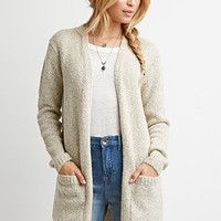 Oversized Chunky Knit Cardigan