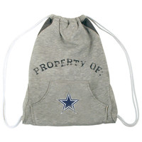 Dallas Cowboys NFL Hoodie Clinch Bag