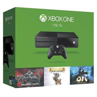 Gears of War Xbox One Bundle Video Game 1TB Console