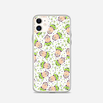 Buzz Toy Story Pattern iPhone 11 Case
