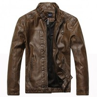 The Burnout Jack Brown - leatherandcotton