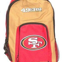 San Francisco 49ers Contemporary Bunge  Backpack