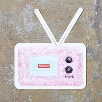 TV Sticker Pink
