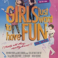 Girls Just Want to Have Fun 11x17 Movie Poster (1985)