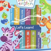 Baby Einstein My First Library (Baby Einstein: My First Library): Baby Einstein My First Library