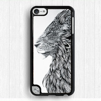 Lion King IPod touch 4 case,cool design IPod touch 5 case,art lion IPod 4 case,geometrical Ipod 5 case,top 20 touch 4 case,Touch 5 case