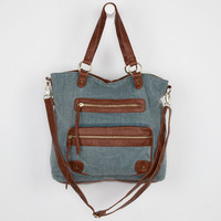 T-Shirt & Jeans Davina Tote Bag Blue One Size For Women 22784520001