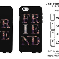 True Friend Best Friend Matching Phone Cases - 365 Printing Inc