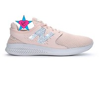 Crystal Rose Pink Women's New Balance Coast Sneakers
