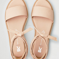 BC Footwear Take Your Pick Sandal, Blush