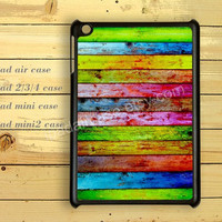 colorful wood wooden case ,ipad air case,ipad 2 case,ipad 3 case,ipad 4 case,ipad mini case,gift case