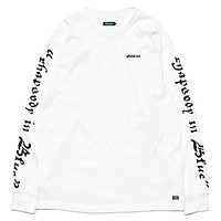 Rhapsody L/S Tee in White