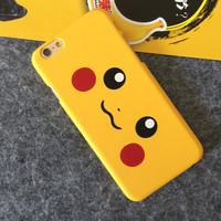 Hot Deal On Sale Cute Iphone 6/6s Stylish With Pocket Apple Matte Phone Case [8002491271]