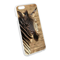 Zebra - African Plains Snap On Hard Protective Case for Apple iPhone 6