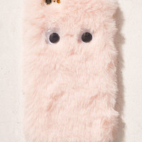 Pink Furry Thing iPhone 6/6s Case - Urban Outfitters