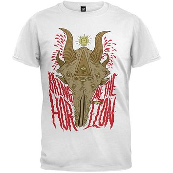 Bring Me The Horizon - Cow Skull T-Shirt