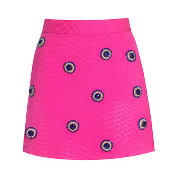 Pink Crystal Skirt – House of Holland