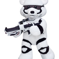 Stormtrooper Bear with Blaster | Build-A-Bear