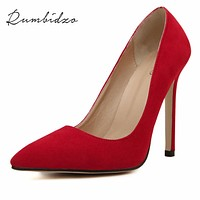 Women Pumps Sexy High Heels Zapato Mujer