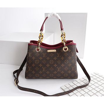 LV Louis Vuitton MONOGRAM CANVAS Mahina Asteria HANDBAG SHOULDER BAG