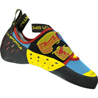 La Sportiva Oxygym Climbing Shoe Blue/Red,