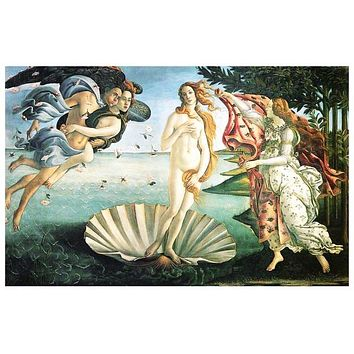 Sandro Botticelli Birth of Venus Poster 11x17