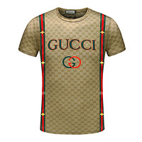 2018 Men gucci  t shirt d001