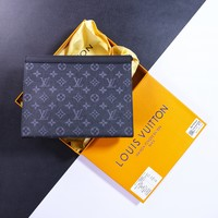 Louis Vuitton LV Monogram Pochette Voyage MM
