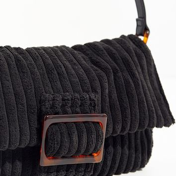 Corduroy Baguette Bag | Urban Outfitters
