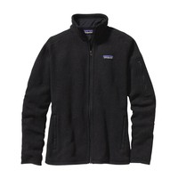 Patagonia Women's Better Sweater® Fleece Jacket | Black