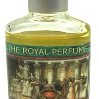Royal Recipe Egyptian Rose Cinnamon Musk Aphrodisiac Essential Fragrance Oils by Flaires