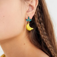 Banana Statement Earring | Urban Outfitters