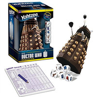 Yahtzee - Doctor Who - Dalek Collector's Edtion (New)