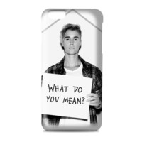 What Do You Mean Justin Bieber Actress 3D Iphone | 4s | 5s | 5c | 6s | 6s Plus | Case