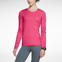 Nike Miler Long-Sleeve Women's Running