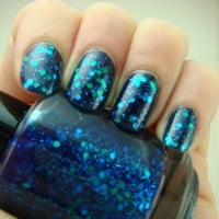 Across the Trailer Park 5ml Mini by HotMessLacquers on Etsy
